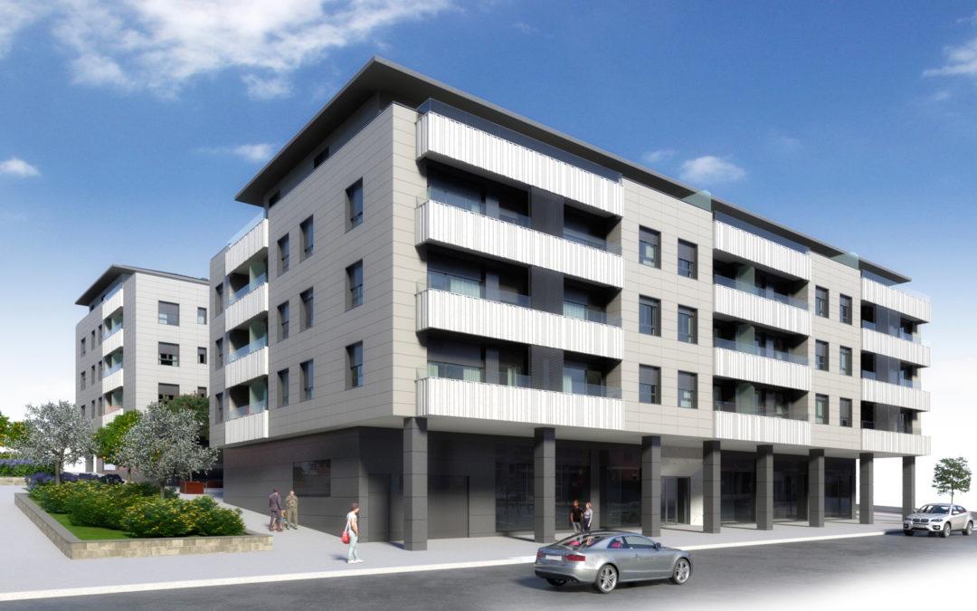 Cuarenta y ocho viviendas en Gernika