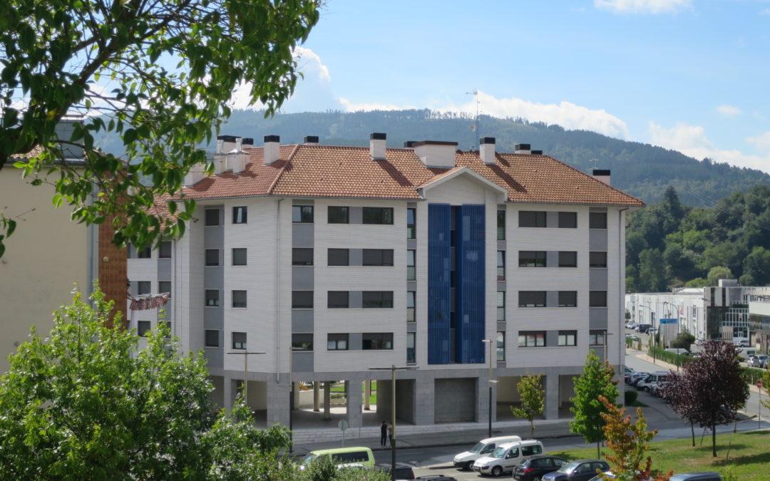 Viviendas de protección oficial en Ogenbarrena, Amorebieta