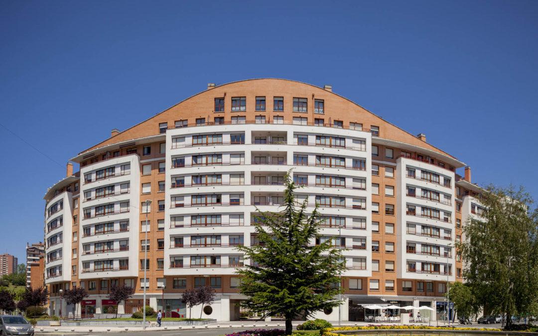Urbanización en Zuazo, Barakaldo