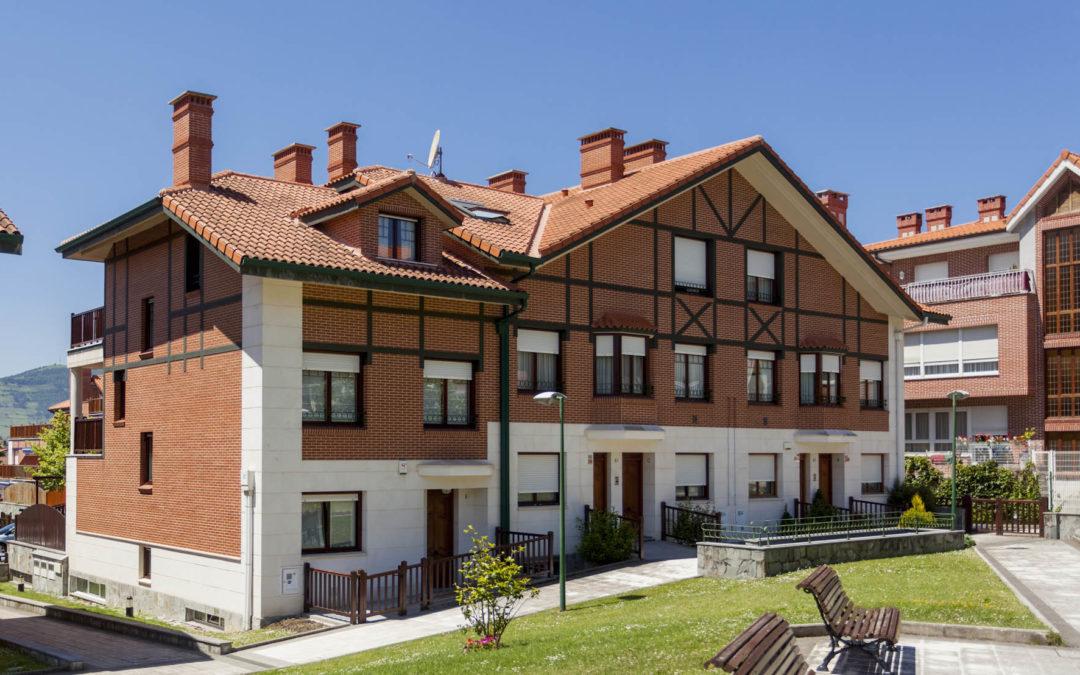 Urbanización de Goñibarri en Getxo